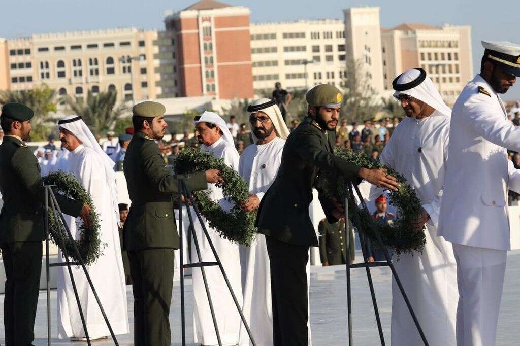 Watch: Monument to honour UAE martyrs inaugurated