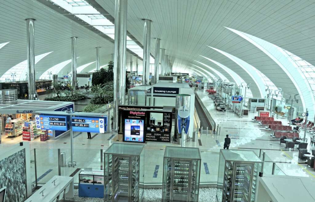 Combating, covid19, coronavirus, DXB airport, issues, stricter safety protocols, passengers