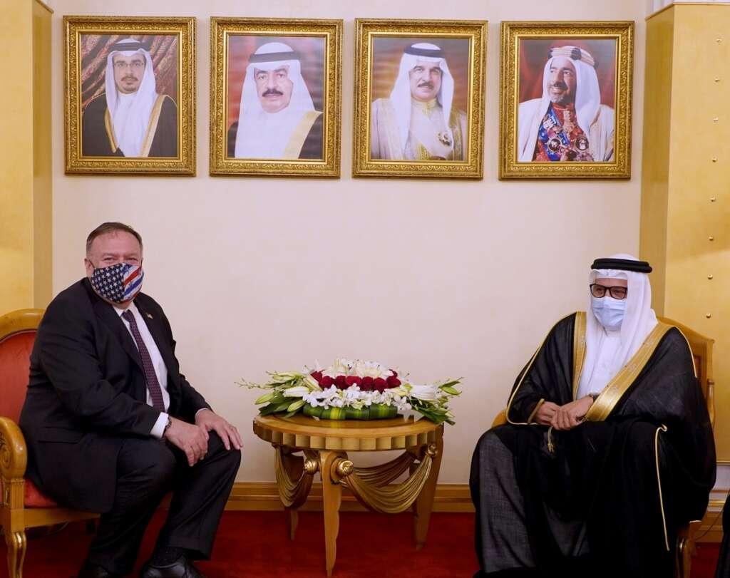 bahrain, united states, uae, israel, normalisation, mike pompeo
