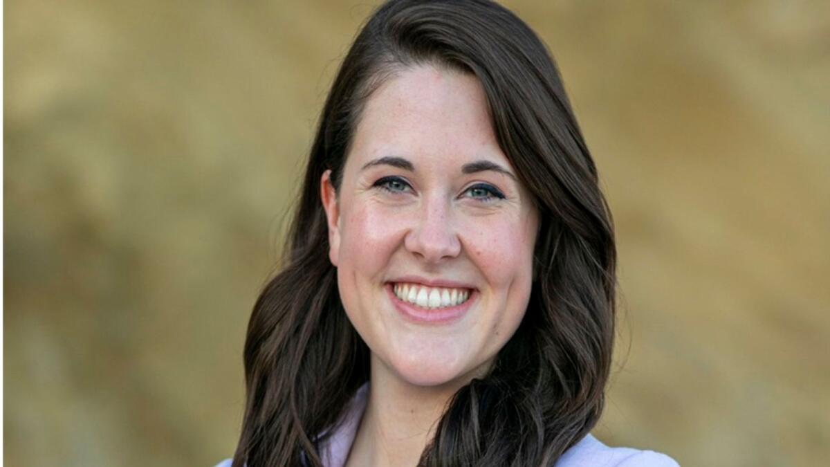 Alicia Sornson, Village Capital's programme and partnerships manager, Mena.
