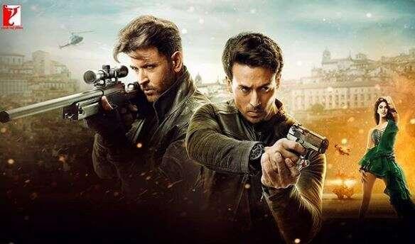 War, movie review, Hollywood, thriller, Hrithik Roshan, Tiger Shroff,