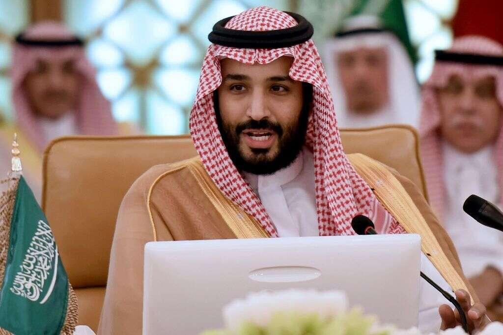 Saudi Deputy Crown Prince Mohammed bin Salman bin Abdulaziz