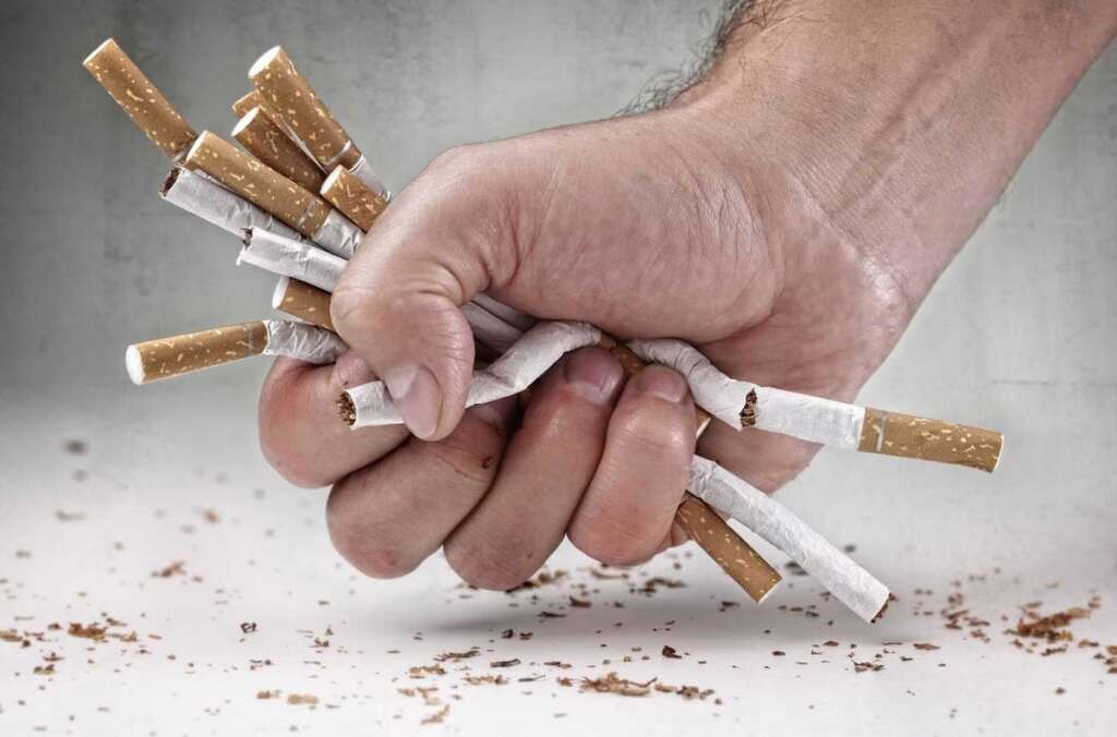 KT for good, UAE, smokers, smoke-free, Tobacco Control Committee, Federal Tobacco Control Law, offices, restaurants, cafes,