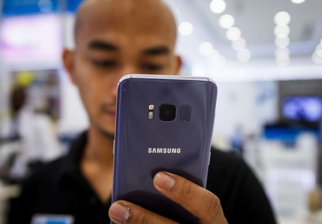 Get Samsung Galaxy S8, S8+ starting from Dh122 in UAE - News