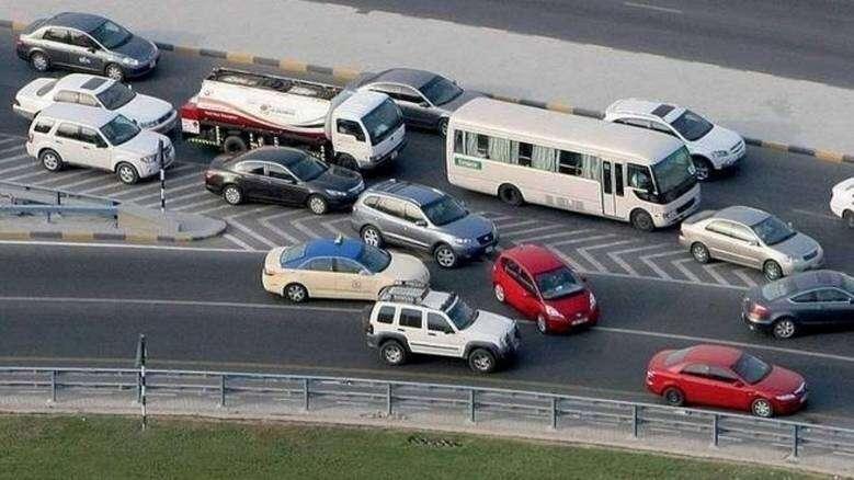 Accidents, Dubai, police, caution