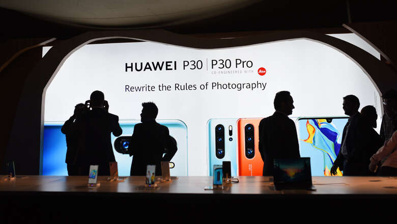 Huawei brings super camera phones Huawei P30 series to MENA