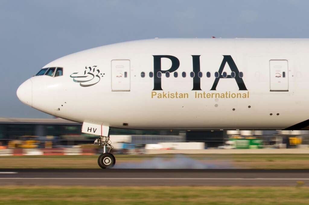 coronavirus, covid-19, pakistan international airlines, PIA, repatriation flights, special flights
