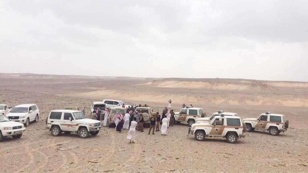 Man lost in Saudi desert found after six days