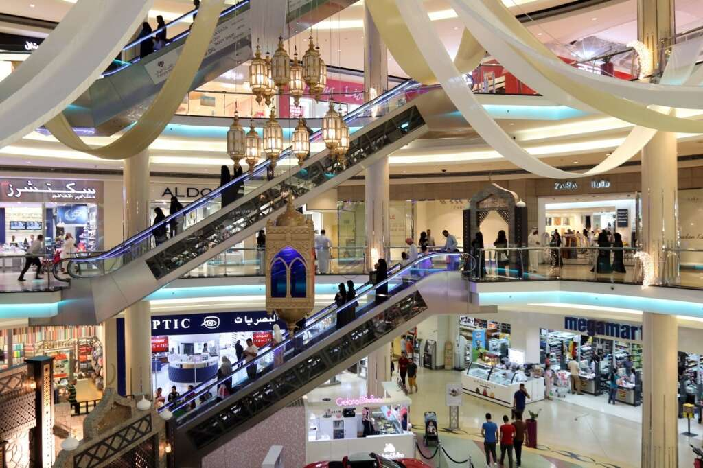 Shopping? Head out to Sharjah