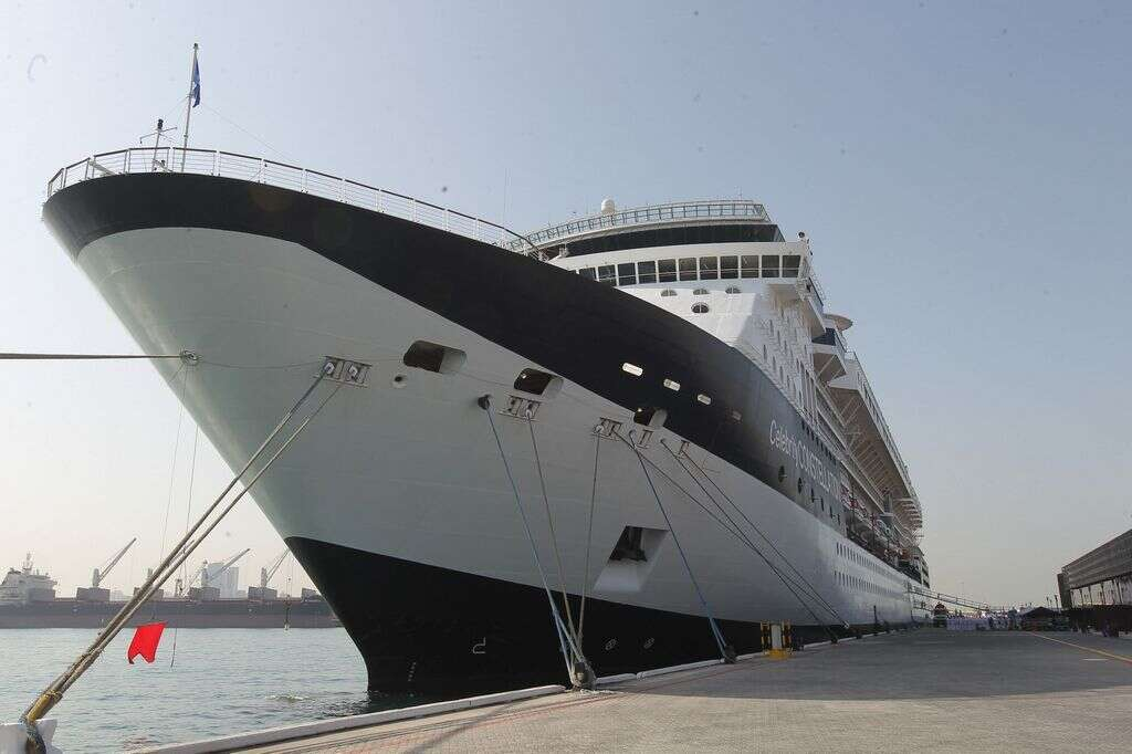 Abu Dhabi cruise makes mark with 100 ship calls and 228k passengers