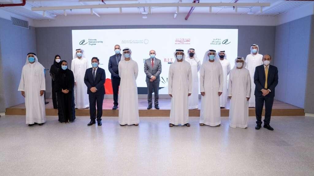 6, Dubai universities, join, initiative, empower, next, young entrepreneurs,