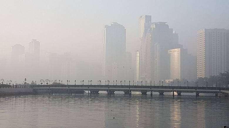 National Center of Meteorology, UAE, weather, forecast, foggy, humid, Dubai, Abu Dhabi