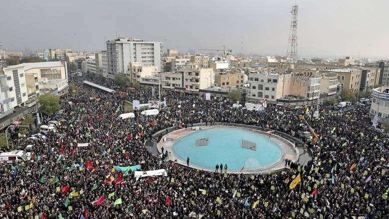iran, protests, tragedy, plane