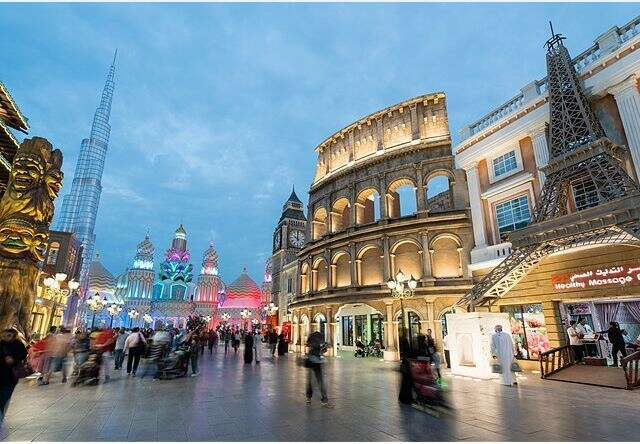 293 Food Outlets At Global Village Are Excellent
