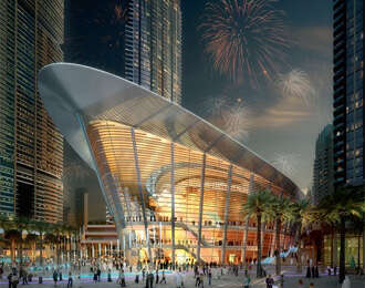 Dubai to get 2,000-seat opera house in The Opera District