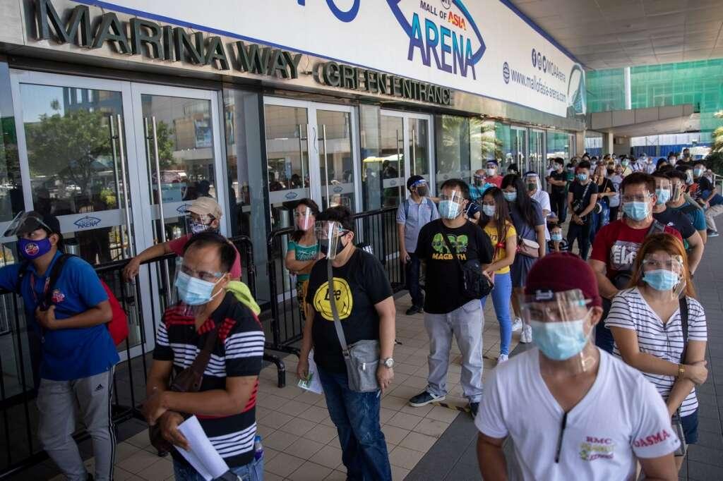 Philippines, Rodrigo duterte, partial, restrictions, coronavirus, covid-19