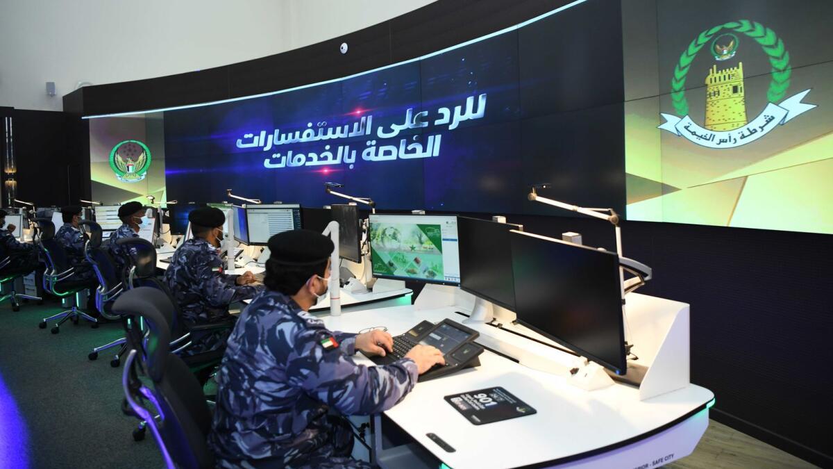 UAE: RAK Police achieve 12% increase in emergency response time