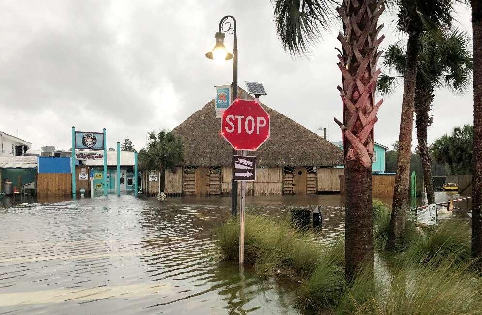 Supercharged Hurricane Michael menaces Florida