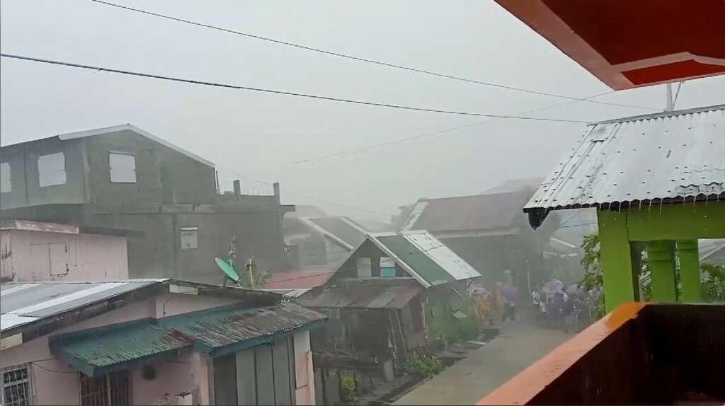 Metro Manila, Philippines, typhoon, Asian Games, Typhoon Kammuri