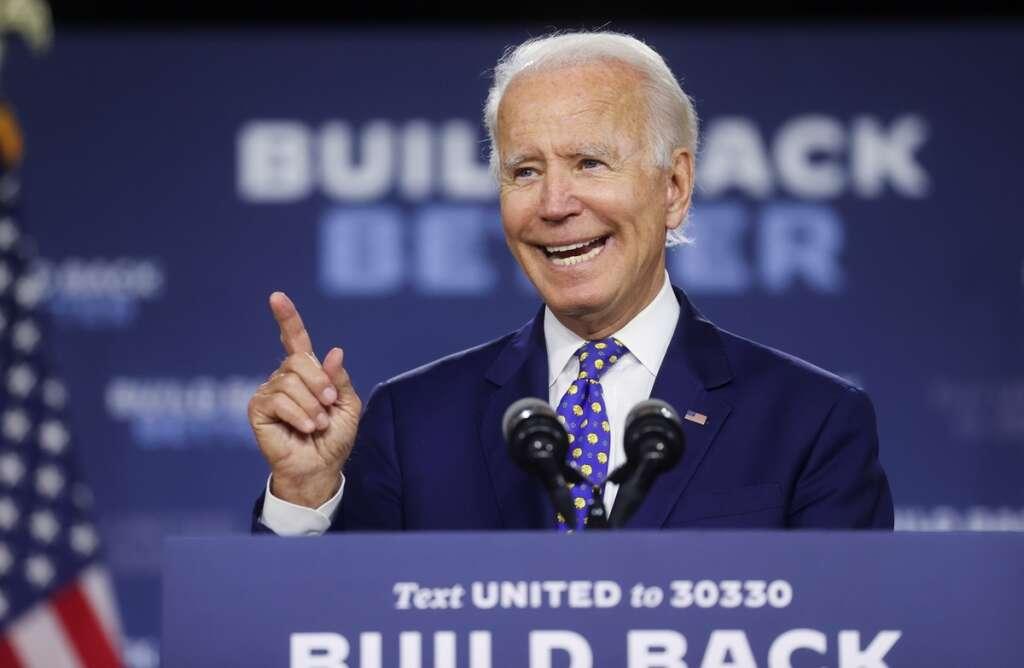 Joe Biden, presumptive Democratic presidential nominee, pick, vice-president, running mate, next, week, Donald Trump, election