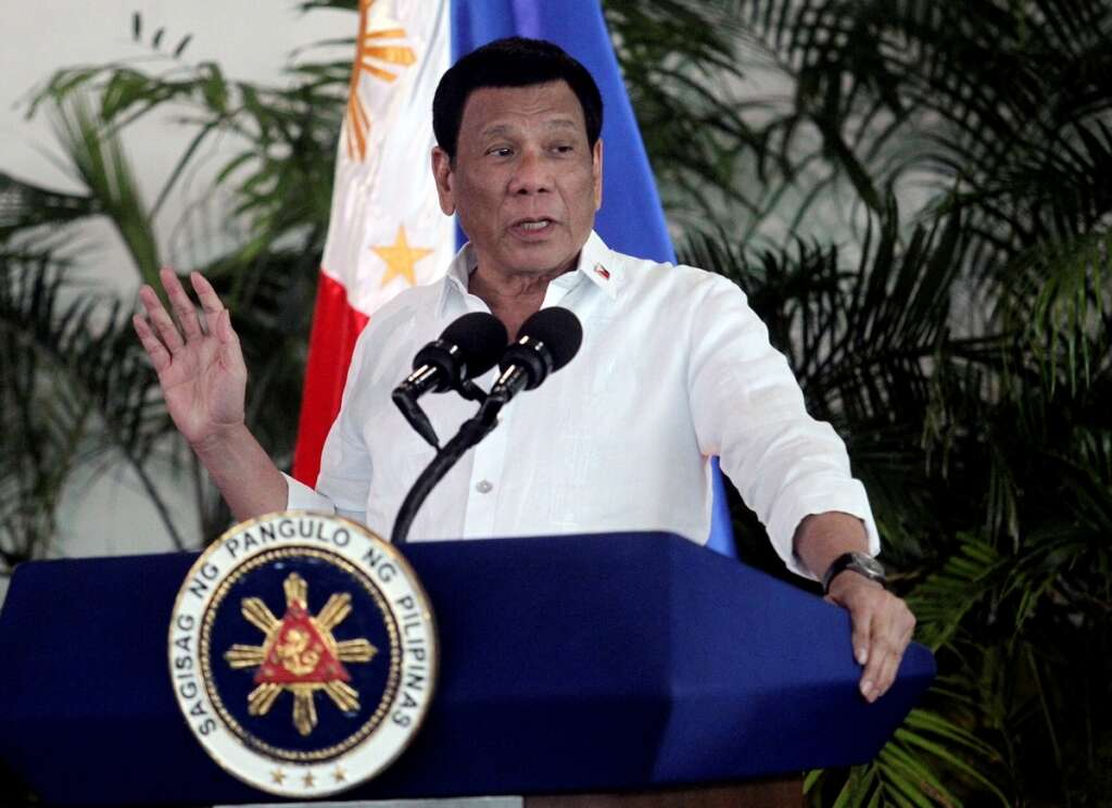 Philippines, Duterte, recommends, gasoline, petrol, disinfectant, clean, face masks, coronavirus, Covid-19