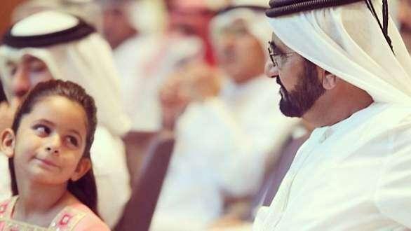 Shaikh Mohammed's daughter Al Jalila turns nine on National Day