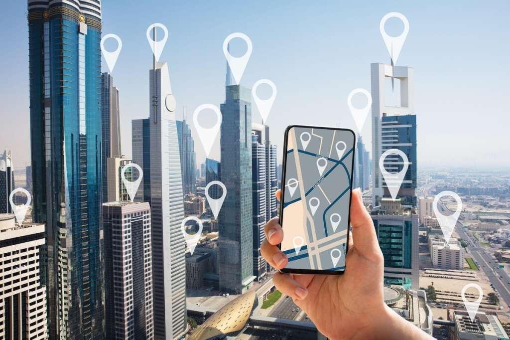 transport, Dubai, map, smart technology, Dubai Future Foundation, augmented reality, Roads and Transport Authority, RTA, UAE, technology