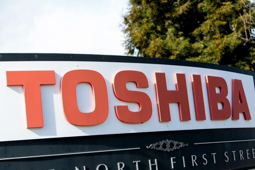 Toshiba to cut 7,000 jobs in 5 years