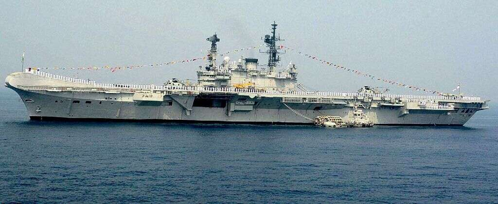 Worlds oldest aircraft carrier to be converted into luxury hotel