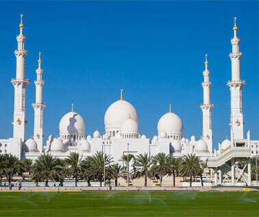 A look at the magnificent mosques of the UAE