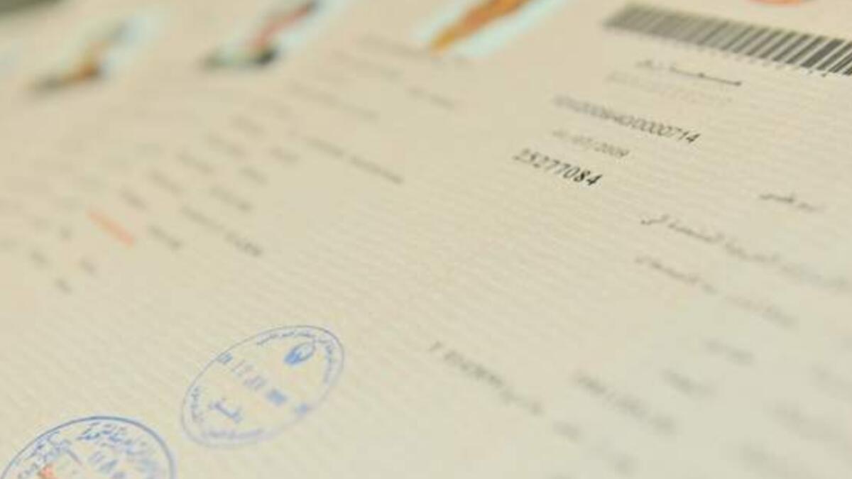 Meet UAE's first 10-year visa holders