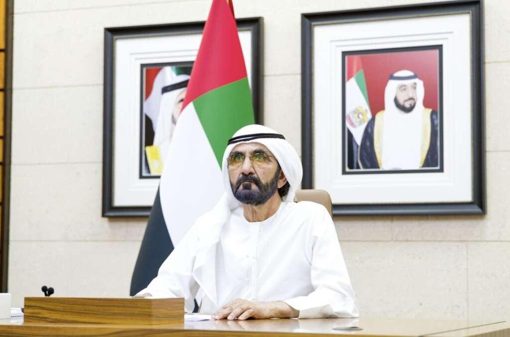 Digital economy, next priority, Sheikh Mohammed,