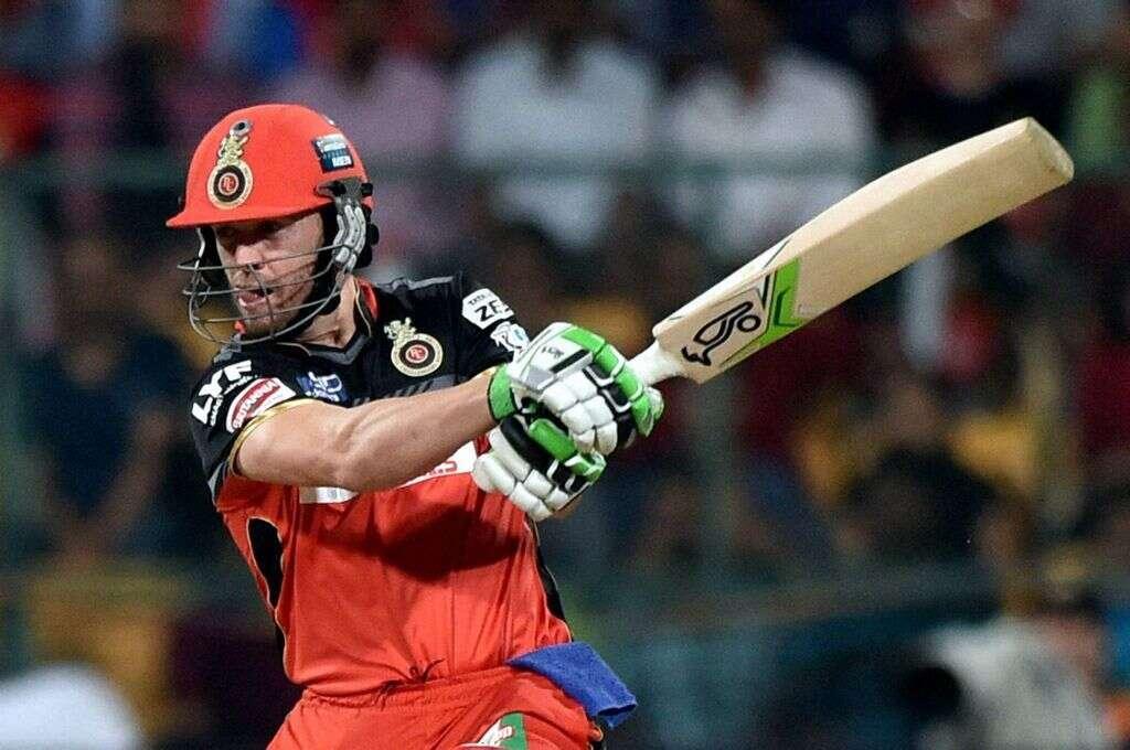 IPL: Superman De Villiers s Royal heist