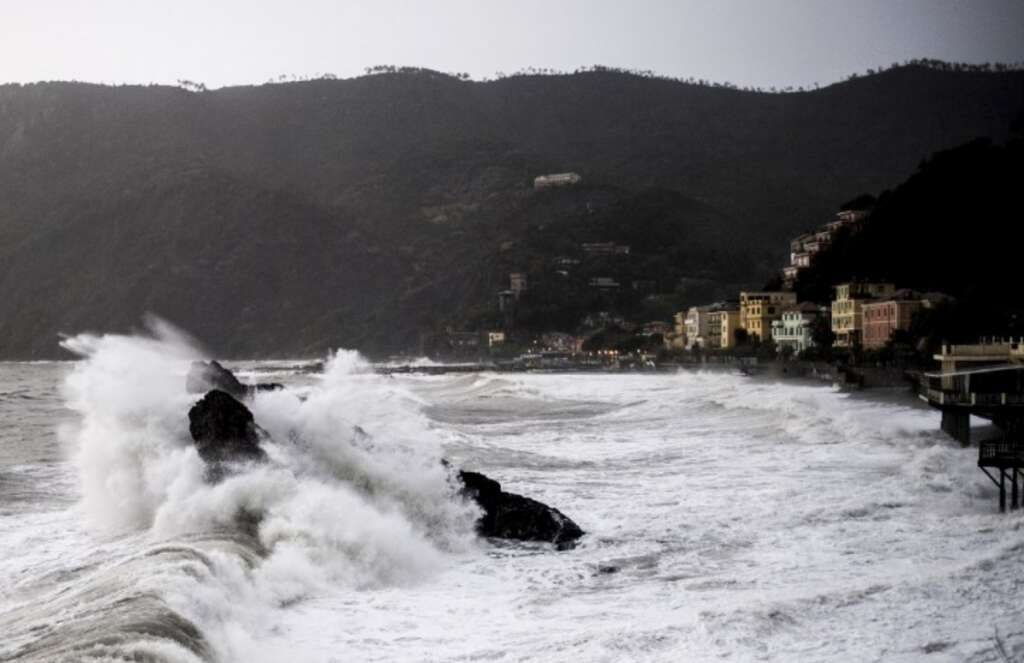 Nine dead in Italy storms as wild weather sweeps Europe