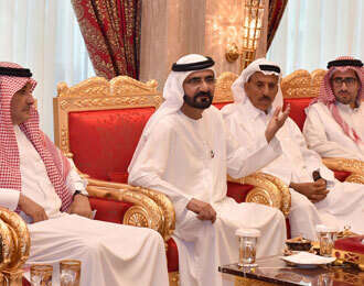 VP launches UAE Water Aid Foundation and award