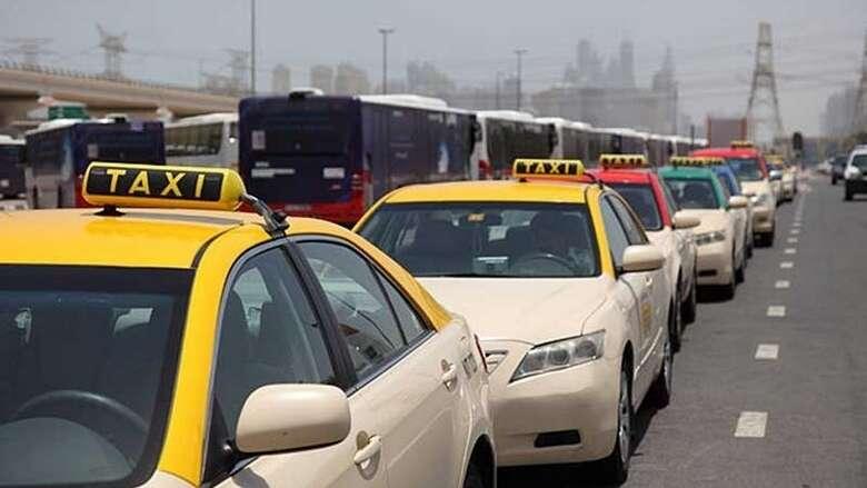 dubai, one billion, riders, 25 years, december 2019, dubai taxi