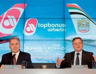 Etihad buys 70% stake in airberlin's flyer programme