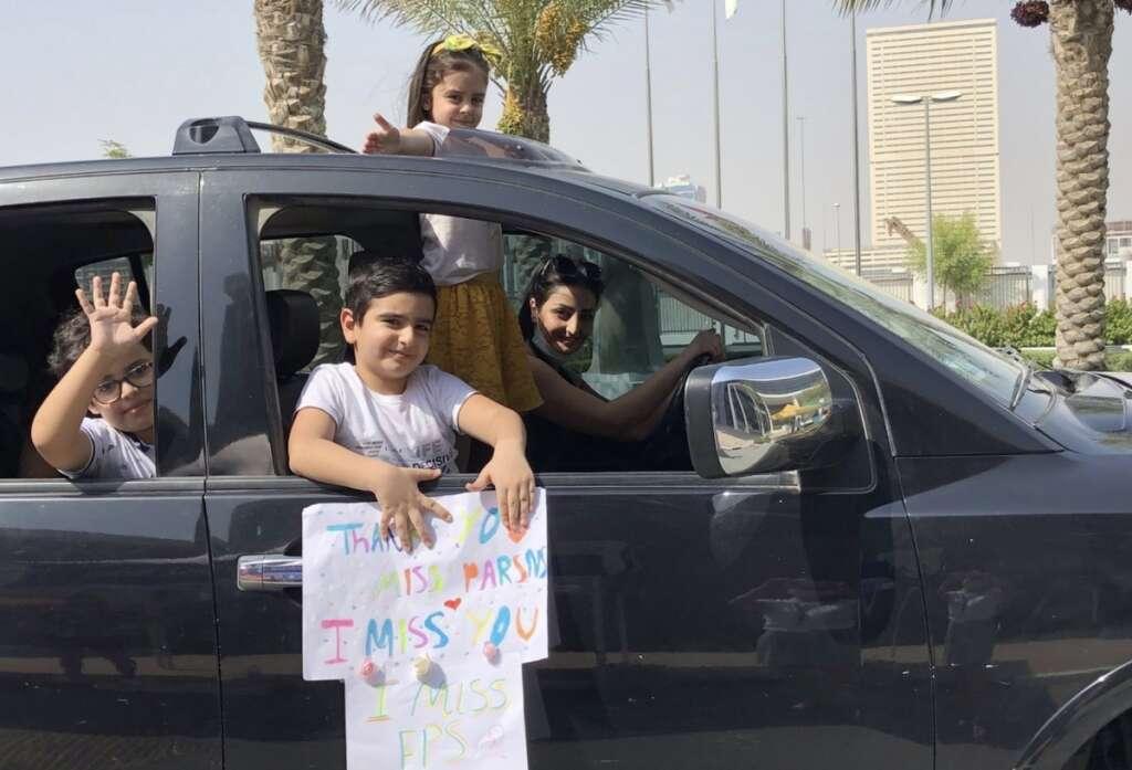 Dubai schools, celebrate, year-end events, style