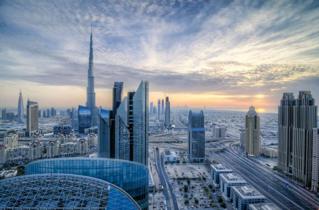 UAE up at 5th in connectedness index