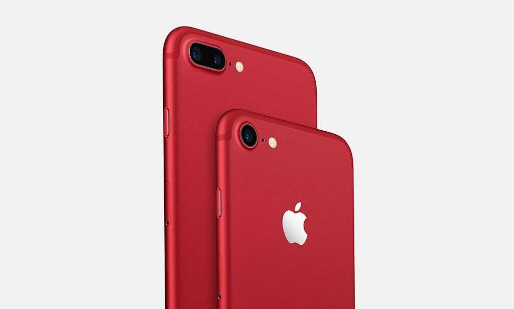 iPhone 7, 7 Plus now in red - News | Khaleej Times