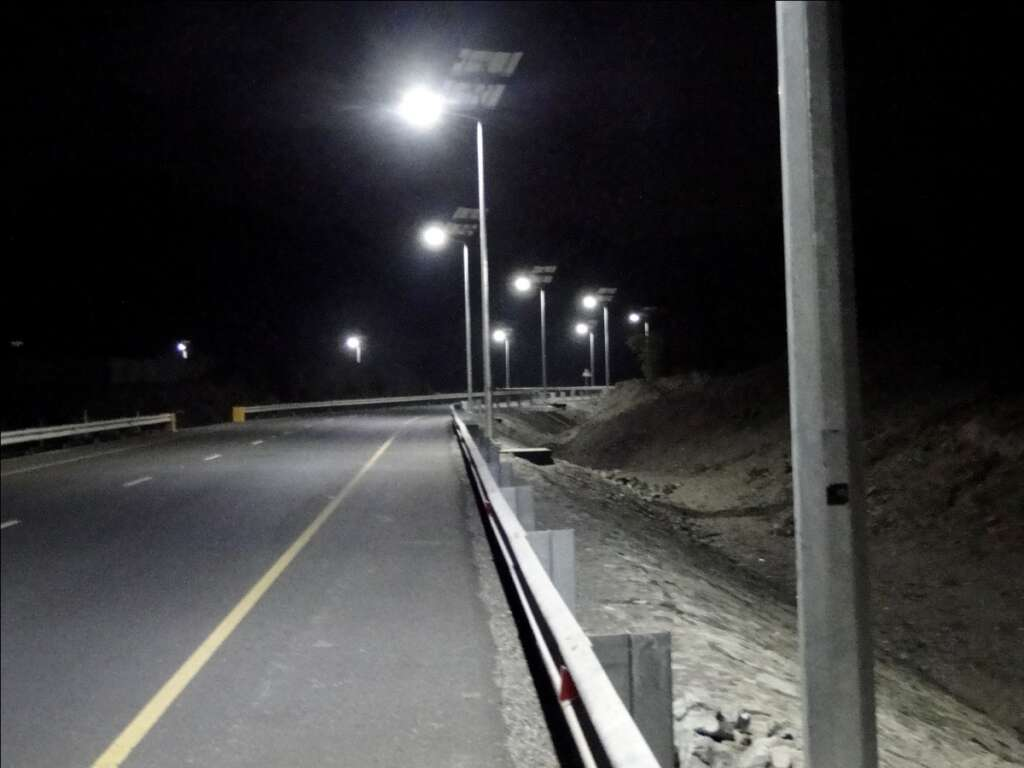 All federal roads lights to be LED lamps