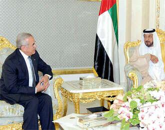 UAE keen on stability of Lebanon: Khalifa