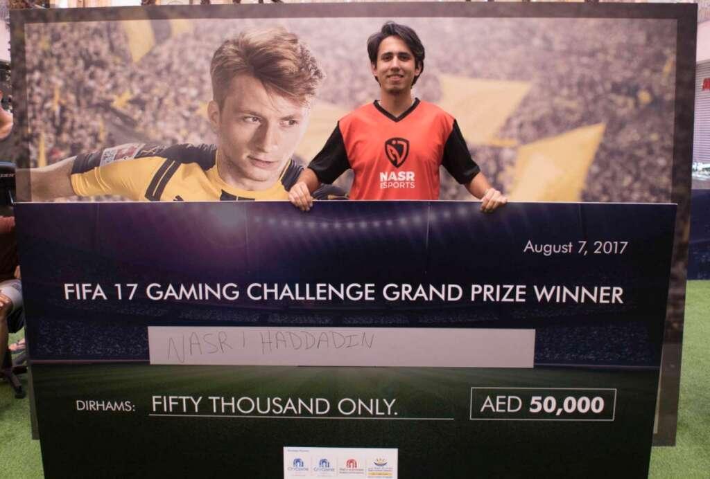 Gamer wins Dh50,000 at online tournament in Dubai - News