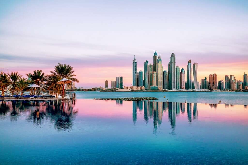 7 Eid staycations  The Palm's blue bloods