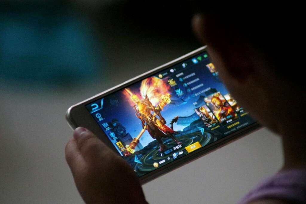 Mobile Gaming A Rage In The Uae Khaleej Times