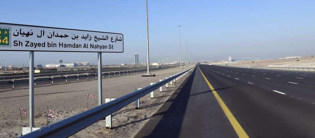 Video Dubai To Get New Dh474m Road On Wednesday News Khaleej Times