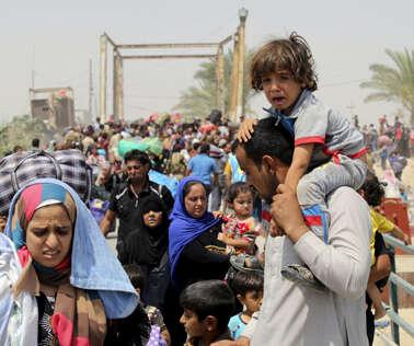 Daesh executes hundreds, including children, in Palmyra