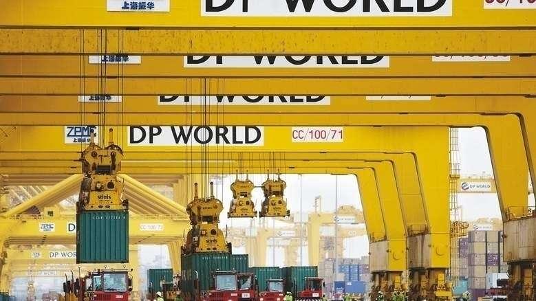 DP World, Unifeeder, Feedertech, Sultan Ahmed bin Sulayem