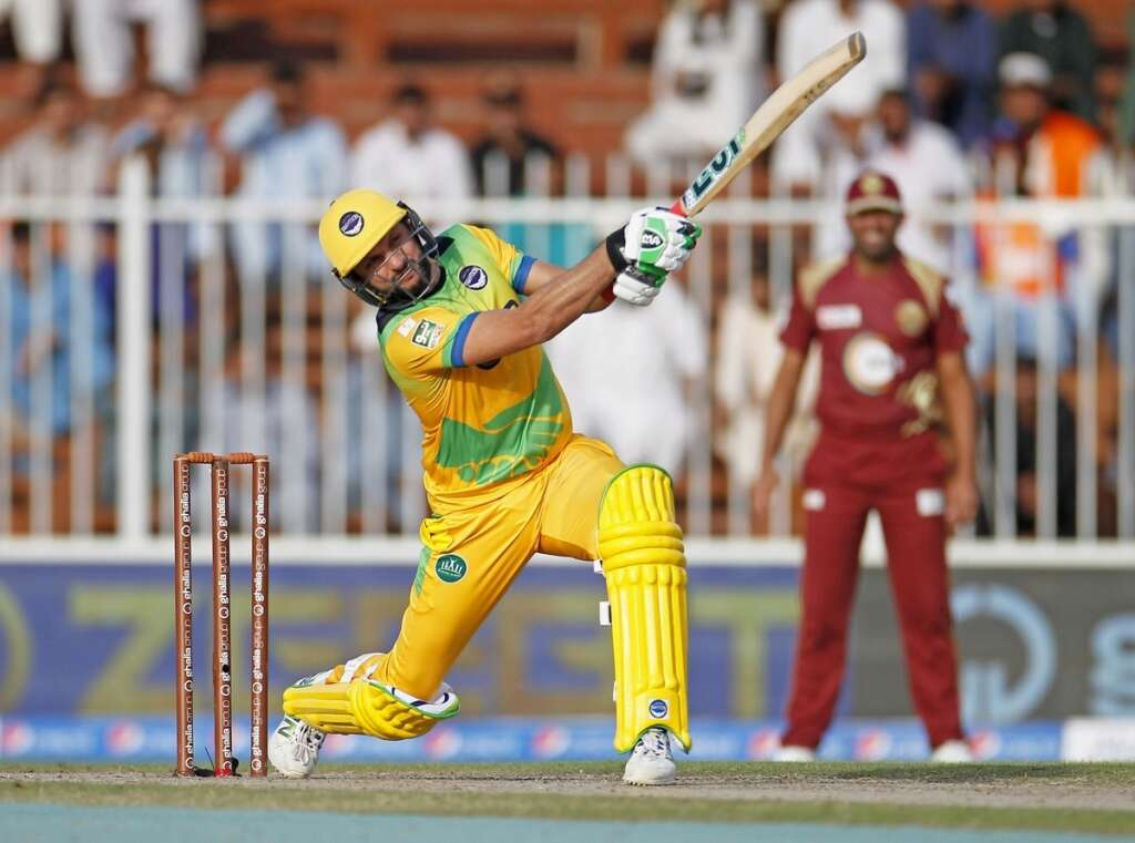 I dont play to silence my critics, says Afridi after making 59 off 17 balls