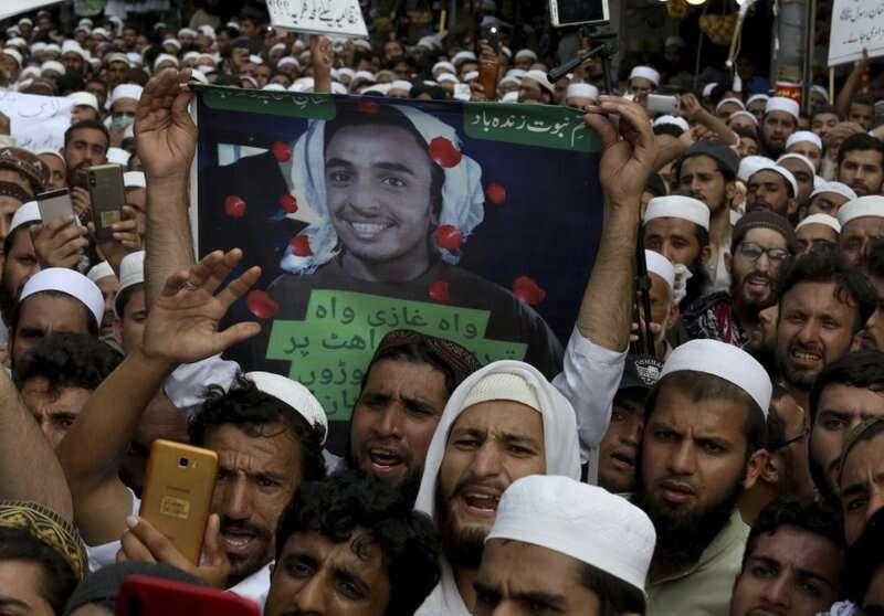 Pakistani, man, charged, killing, us, citizen, Peshawar, Pakistan, court, given, gun, faisal khan, tahir Naseem